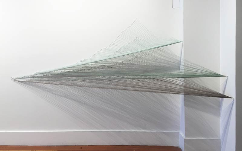 Ice sheet contribution to sea level, Antarctica, Greenland and Combined, 1992-2012 art by jana rumberger