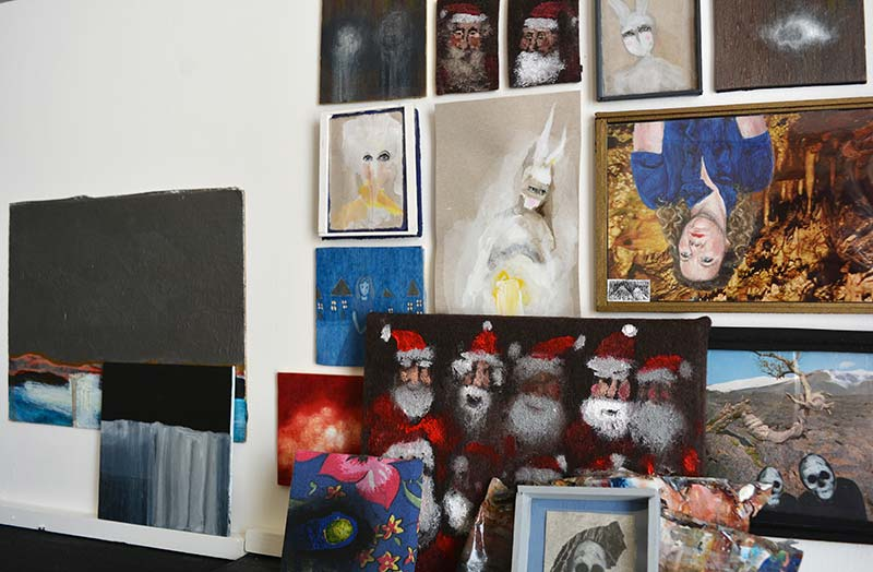 Metafiction: Painting Salon